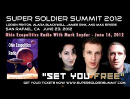 Ohio Exopolitics Radio with Alara Blackwell, James Rink, and Max Spiers – June 16, 2012