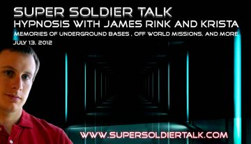 Super Soldier Talk with James Rink – Destroyed Draco Base with K
