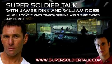 Super Soldier Talk – Milab Liaison William Ross – July 26, 2012