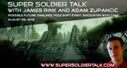 Super Soldier Talk – Poleshifts and a Encounter with Tiyan – August 26, 2012