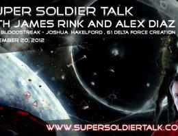Super Soldier Talk – Alex Diaz – Milab Victim Joshua Hakelford – September 20, 2012