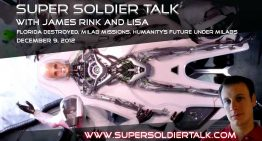 Super Soldier Talk – Lisa Regression, Florida in the Sea, Milab Missions — December 9, 2012