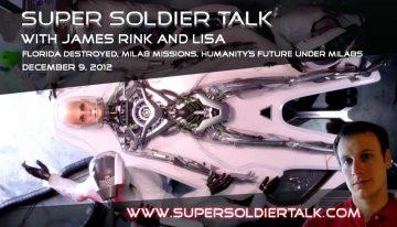 Super Soldier Talk – Lisa Regression, Florida in the Sea, Milab Missions — December 9, 2012