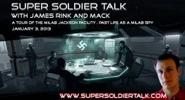 Super Soldier Talk – Mack Regression, Milab Spy, Jackson Milab Facility – January 3, 2013