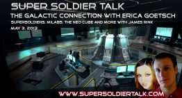 Super Soldier Talk Presents the Galactic Connection – May 3, 2013