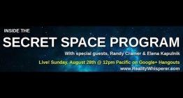 Inside the Secret Space Program – August episode