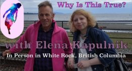 Elena Kapulnik Interview Part 1, 9 July 2016