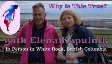 Elena Kapulnik Interview Part 1, 9 July 2016
