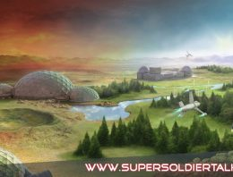Super Soldier Talk – Elena Kapulnik – Secret Space Programs