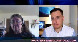 Super Soldier Talk – Penny Bradley – Secret Space Programs