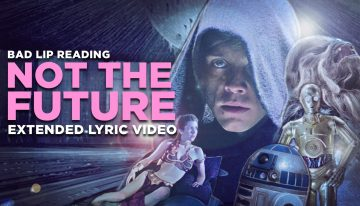 """NOT THE FUTURE"" — Extended Lyric Video"