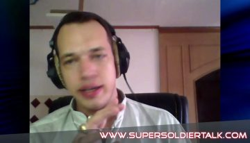 Super Soldier Talk – Etienne Charland – Exo-Political State of the World