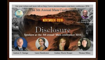 Researchers From All Over The World To Attend The 5th Annual Mars Conference