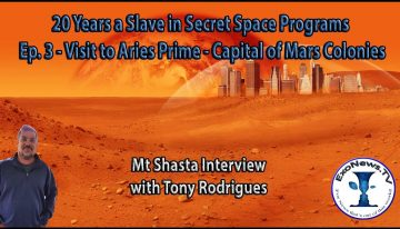 20 Years a Slave in Secret Space Programs