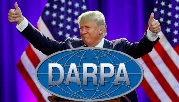 Breaking Trump To Release Secret Darpa Technology To The World