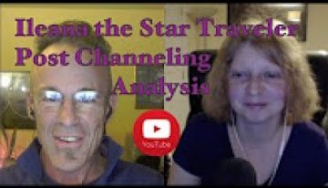 Ileana the Star Traveler Post SSP & ICC Channeling Analysis (27 May 2017)