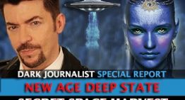 NEW AGE DEEP STATE: SECRET SPACE HARVEST – DARK JOURNALIST