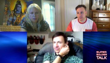 Super Soldier Talk – Nazi Invasion, Bruno Borges – Peter Insider and Jessica Marrocco