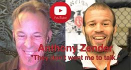 """Anthony Zender """"They don't want me to talk."""" 9July2017"""