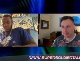 Super Soldier Talk – Joanis – Psychic Defense Force, Alien Drawings, Life as Zombie