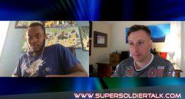 Super Soldier Talk – Joanis – Psychic Defense Force, Alien Drawings, Life as Zombie