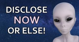 Aliens Warn Government: Disclose Truth About UFOs OR ELSE!