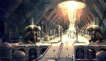 WHISTLEBLOWER: What's at ANTARCTICA? #QAnon WHITE HATS vs MIB – Milabs, Nephilim, Giants