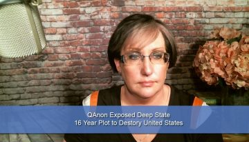 EXPLOSIVE REPORT! QAnon Exposes Deep State 16 Year Plot Against USA