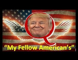 WE INTERUPT THIS PROGRAM – MY FELLOW AMERICAN'S
