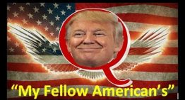 WE INTERUPT THIS PROGRAM – MY FELLOW AMERICAN'S