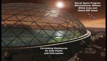 SSP Whistleblower William White Crow & Ileana SSP Asset Correlating Disclosures