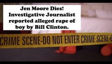 BOY ALLEGEDLY RAPED BY BILL CLINTON!
