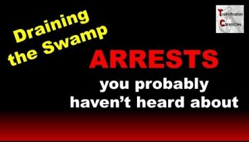 ARRESTS you probably haven't heard about! DRAIN THE SWAMP