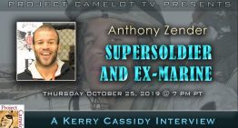 INTERVIEW WITH ANTHONY ZENDER: SUPERSOLDIER