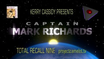 CAPTAIN MARK RICHARDS INTERVIEW NINE: TOTAL RECALL NINE