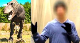 Time Traveler Who Saw Dinosaurs 60,000,000 Years Ago