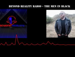 Beyond Reality Radio – The Men in Black – Jason Brown Interview 11/28/18