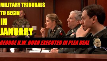 Military Tribunals To Begin In January
