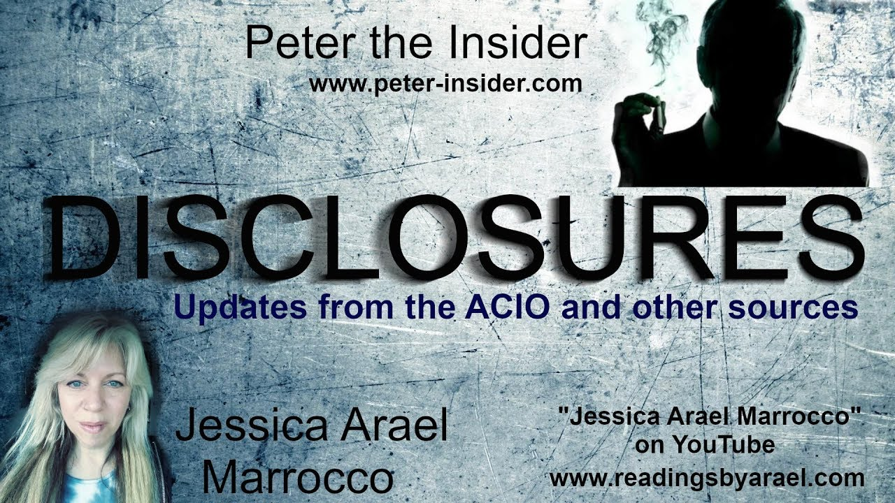 07-16-2019 Disclosures with Peter the Insider