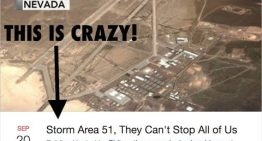 Area 51 Raid, Over 300K People Sign up to Storm Groom Lake for Alien Secrets