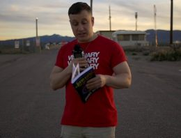Super Soldier Talk – Lone Wolf Book Reading at Area 51