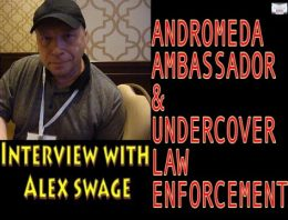 Interview with ALEX SWAGE