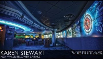 KAREN STEWART : NSA WHISTLEBLOWER SPEAKS