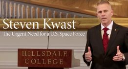 Steven Kwast | The Urgent Need for a U.S. Space Force