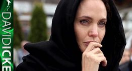 Angelina Jolie Admits Attending Illuminati Sacrifice in Leaked Video