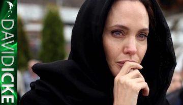 Angelina Jolie Admits Attending Illuminati Sacrifice in Leaked Video