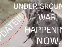 UPDATE:UNDERGROUND WAR HAPPENING NOW…