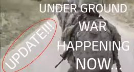 UPDATE:UNDERGROUND WAR HAPPENING NOW…