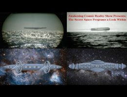 What is is like to be in the Secret Space Programs Mars & Antarctica