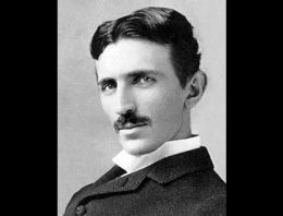 Nikola Tesla – Short Video On Spaceship Technology